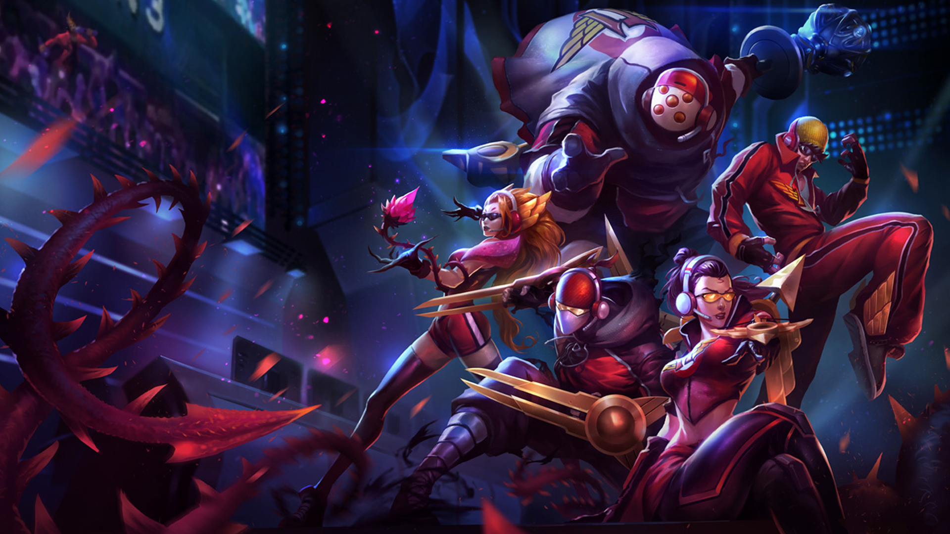 Last weekend in Paris, Riot hosted the All-Star 2014 weekend for the 'best'  team from each region, along with fun game modes in which the two most  popular ...
